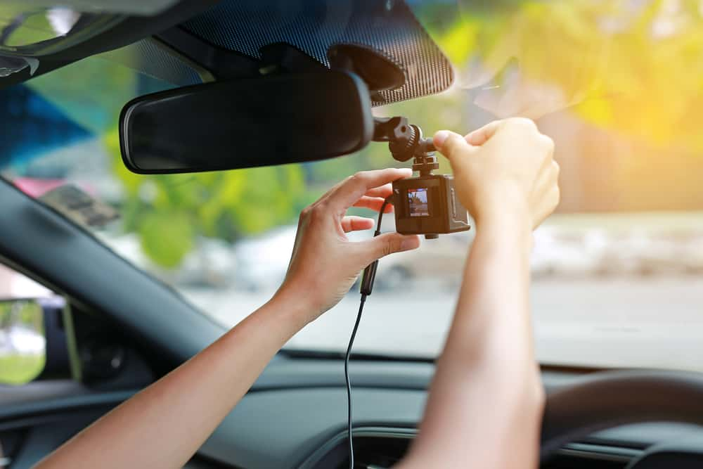 are dash cam illegal to use